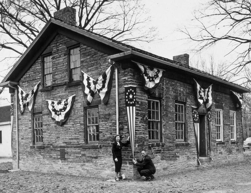 Dedication, April 1953