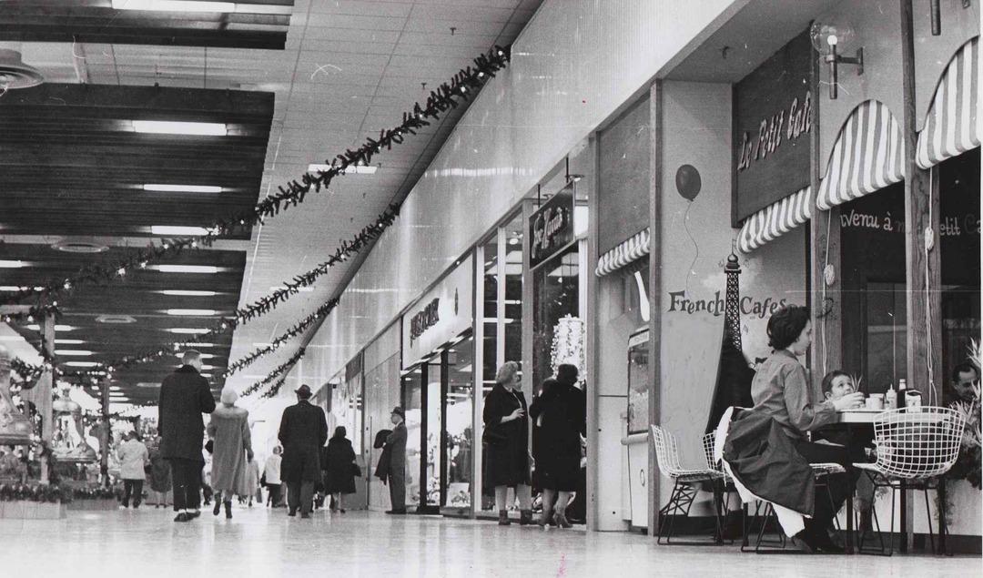 Severance, December 1963
