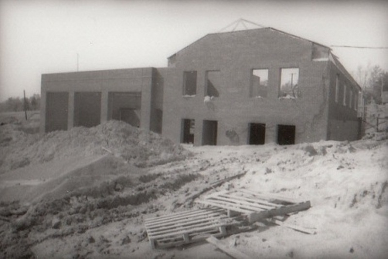 Fire Station Construction