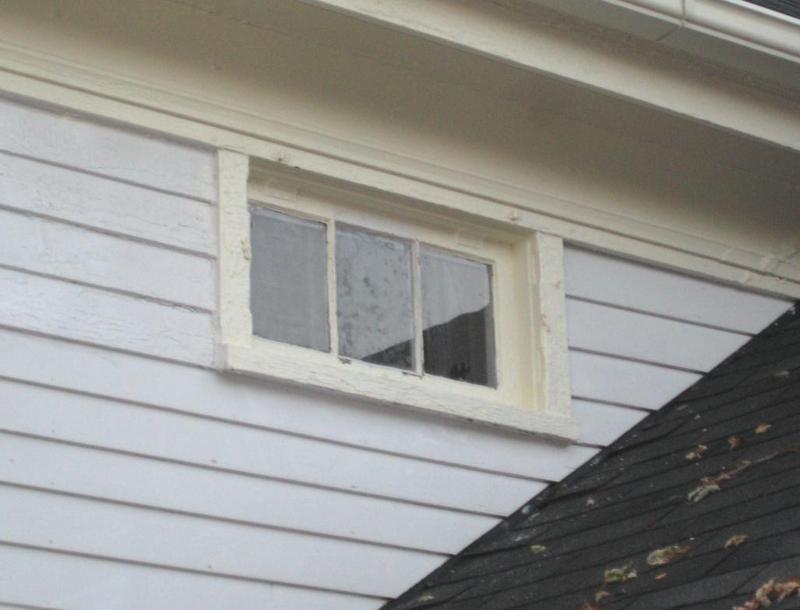 Frieze Window