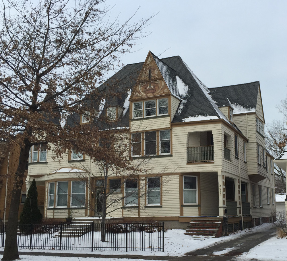 The Coburn Mansion Today