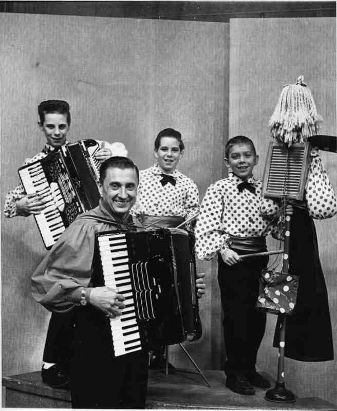 Yankovic and Young Musicians, 1962