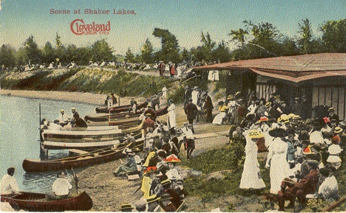 Canoe Club Regatta, Ca. 1910