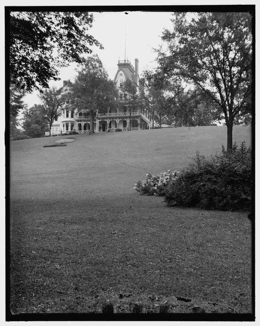 Forest Hill, Circa 1900