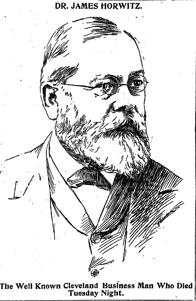 Dr. James Horwitz (1823-1897)