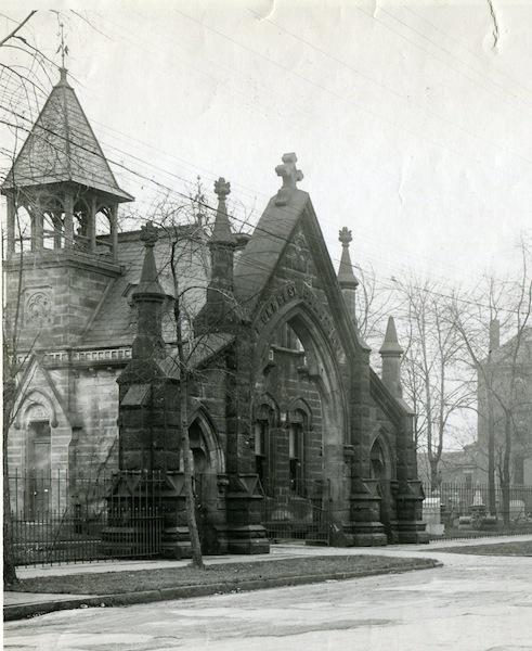 Gatehouse, 1900