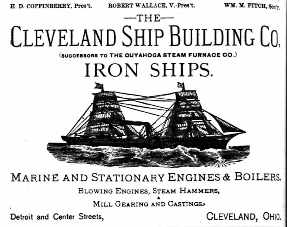 Cleveland Ship Building Company