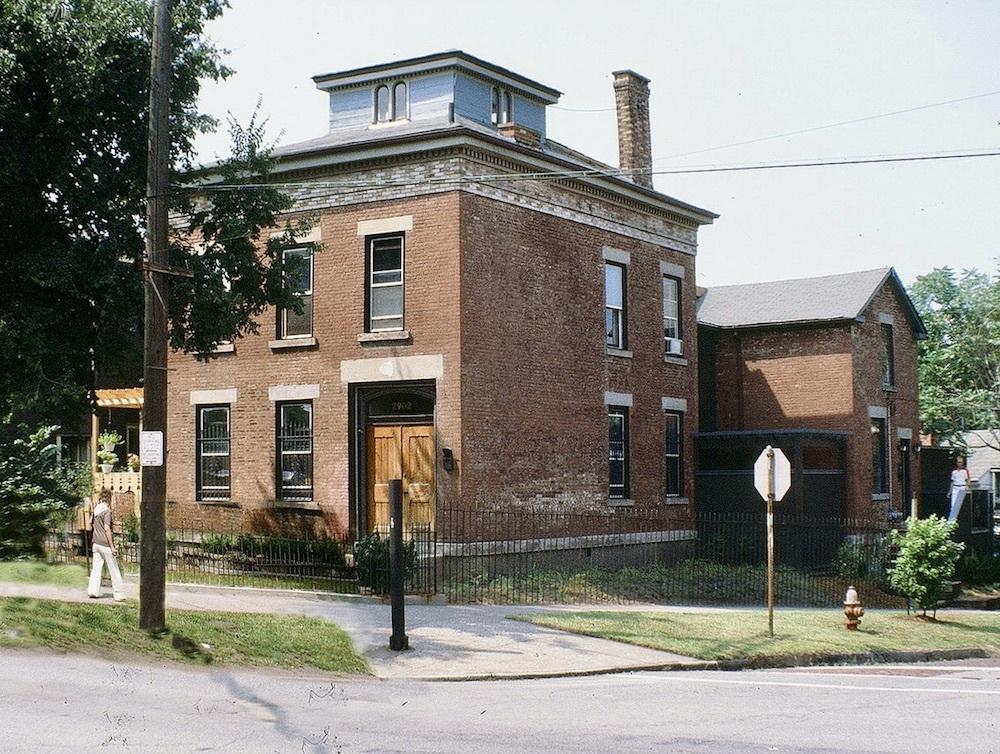 The Ball-Wilson House
