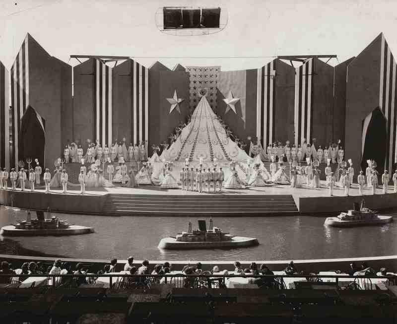 Aquacade, June 1937