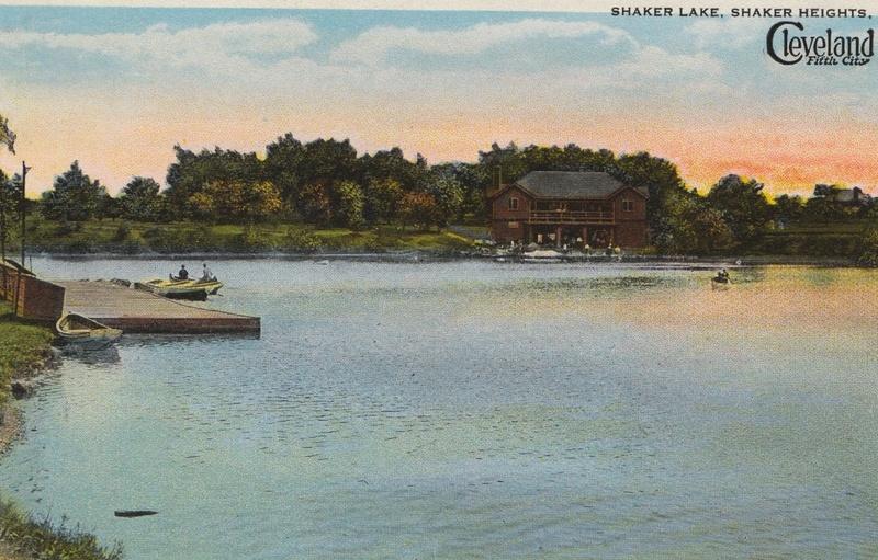 Lower Shaker Lake, Ca. 1920
