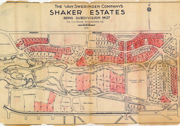 Shaker Estates