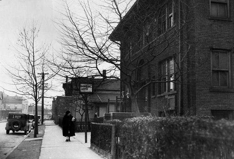 Goodrich Settlement House, 1932