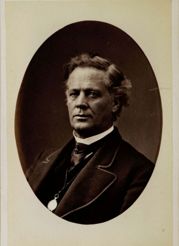 Theodore Ransom Scowden (1815-1881)