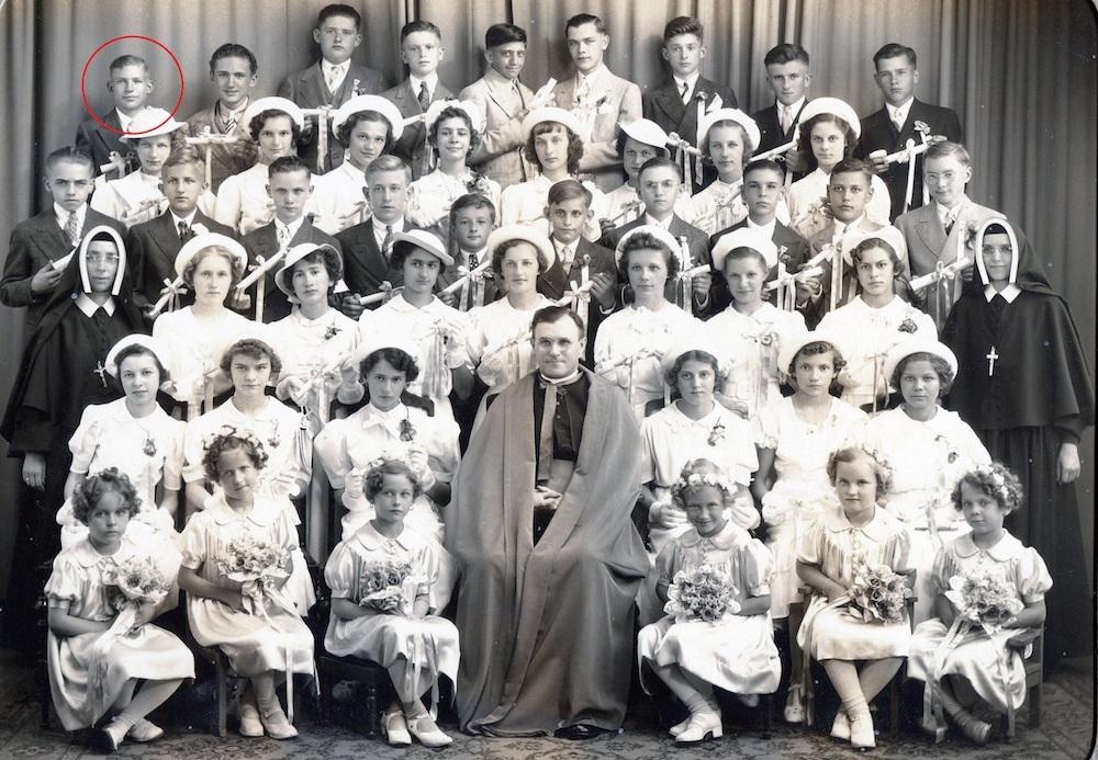 A parish priest
