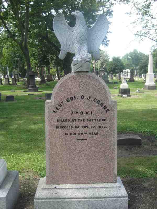 Crane's Grave