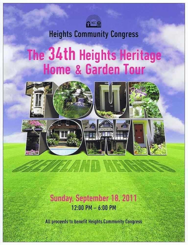 Home and Garden Tour Book, 2011