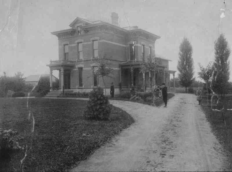 Second Matthew Hall House