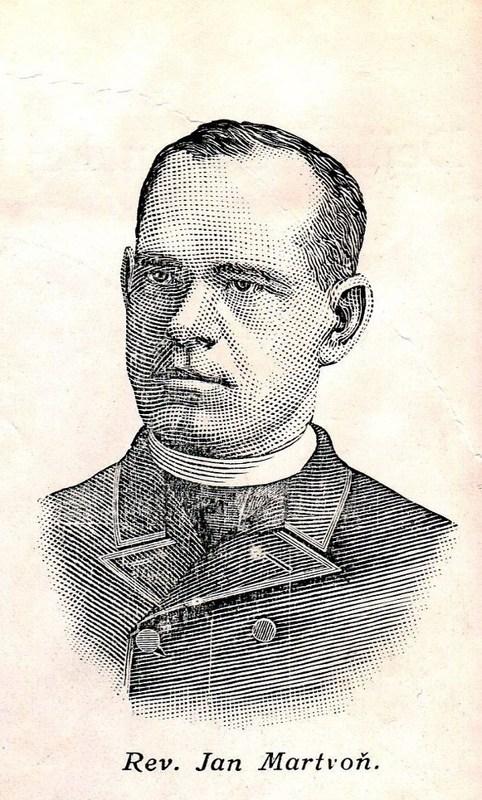 Rev. John Martvon (1857-1948)