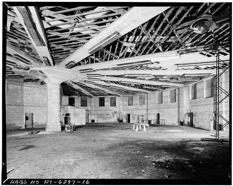 Cyclorama Interior (Buffalo)