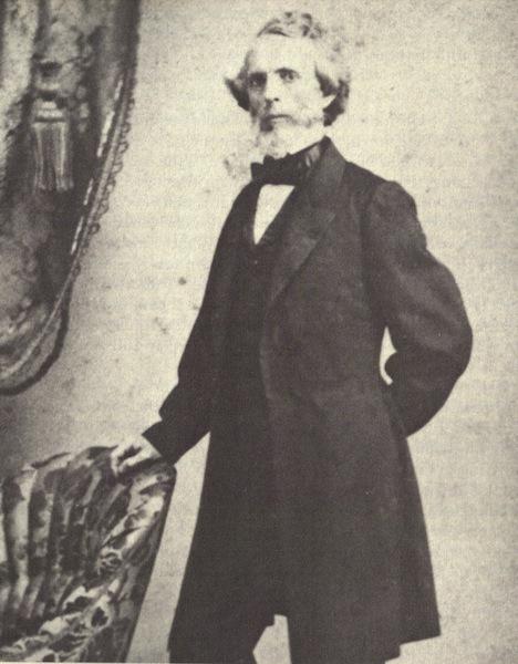 Rev. James A. Thome