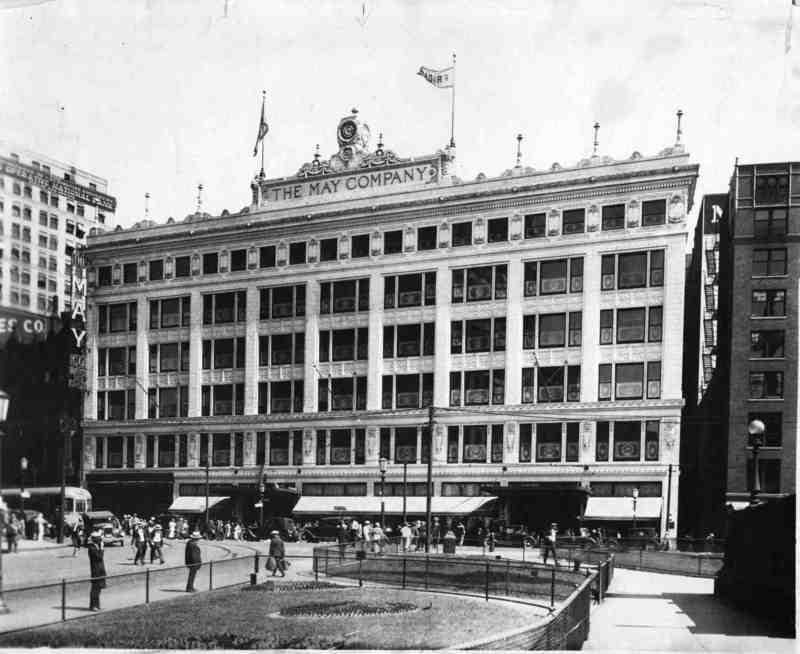 May Company, 1924