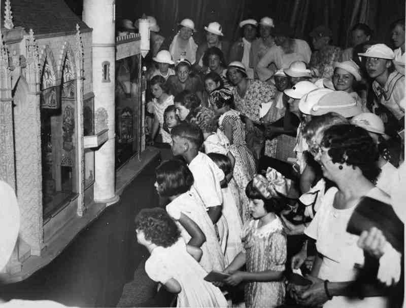 Dollhouse Display, 1935
