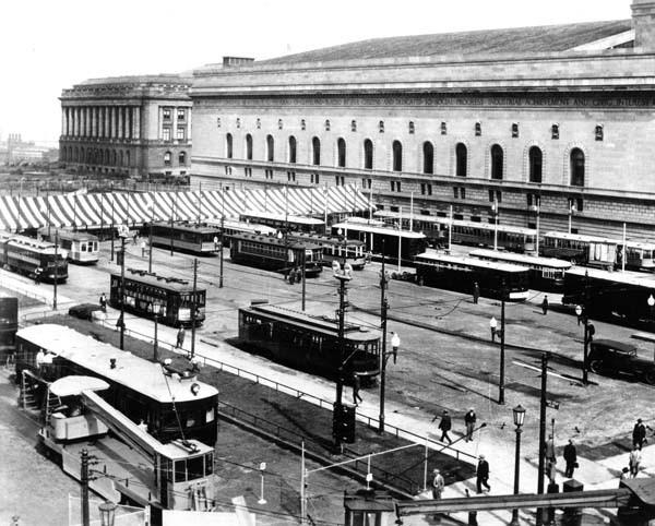 Streetcar Convention, 1927