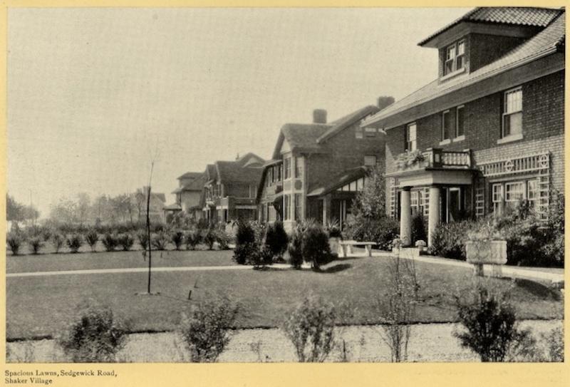 Spacious Lawns, ca. 1923