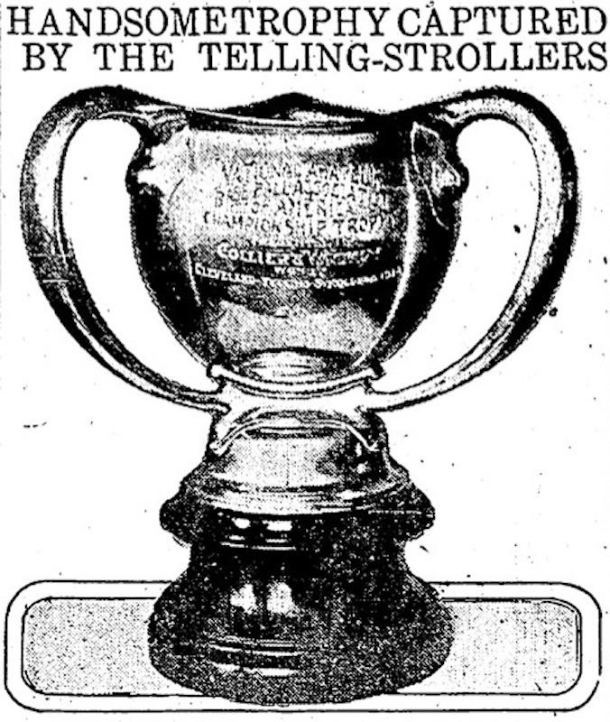 NABA Trophy, 1914
