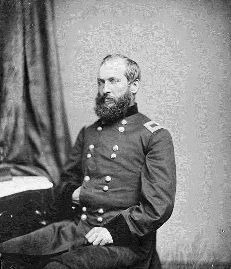 Pastor James A. Garfield