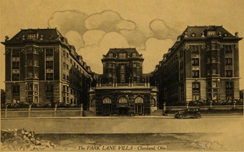 Park Lane Villa