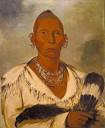 Ma-ka-tai-me-she-kia-kiak (Black Hawk)