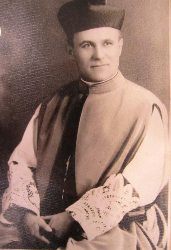 Monsignor Dubosh