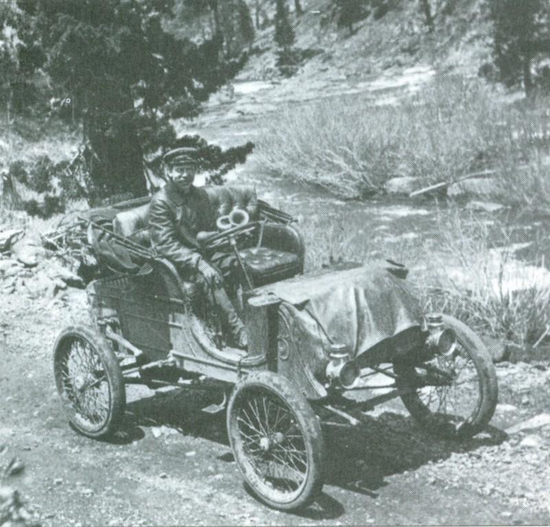 Winton Cross Country, 1901