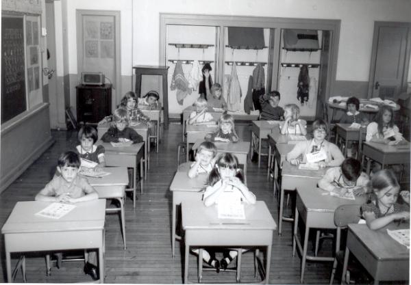 Coventry Classroom, ca. 1967