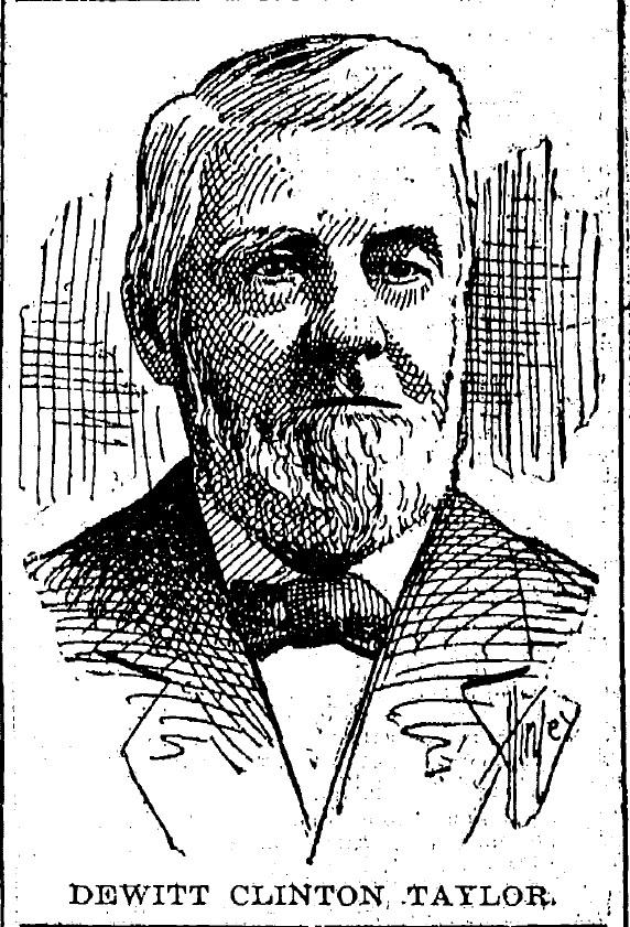 Dewitt Clinton Taylor (1824-1891)
