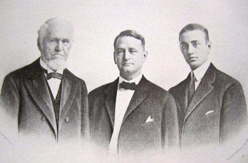 Three Generations of Teachouts.