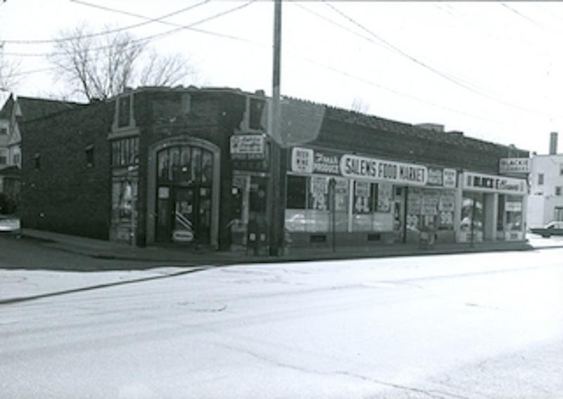 Salem Food Market, c. 1970