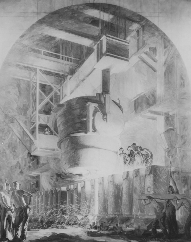 """Steel Production"""