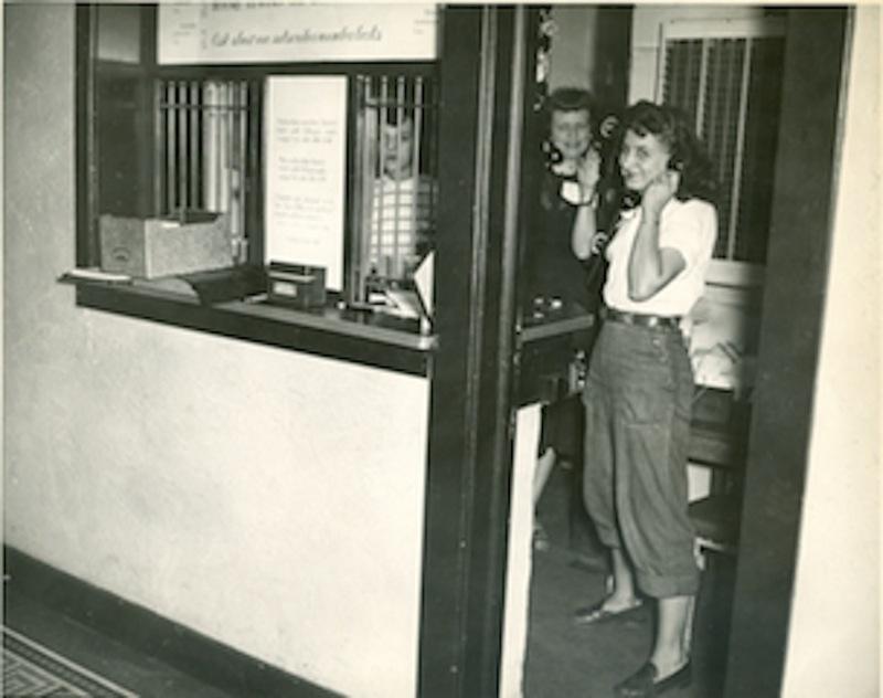 Box Office Crew, 1940