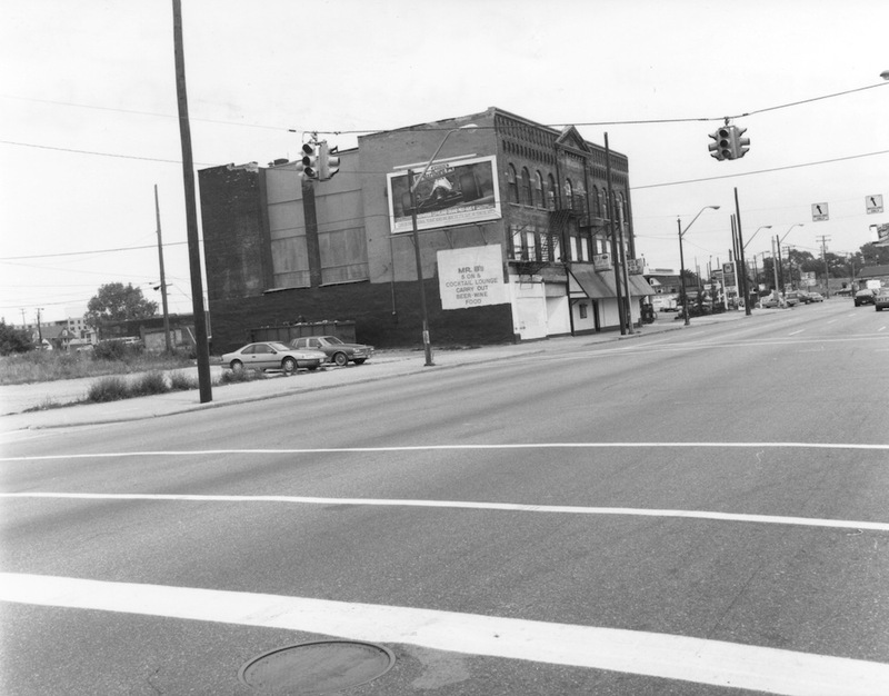 5200 Block of Woodland Avenue, 1992