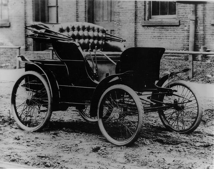 1899 Winton Buggy
