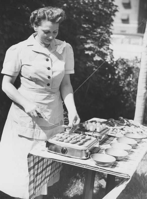 Cooking With Electric, 1951