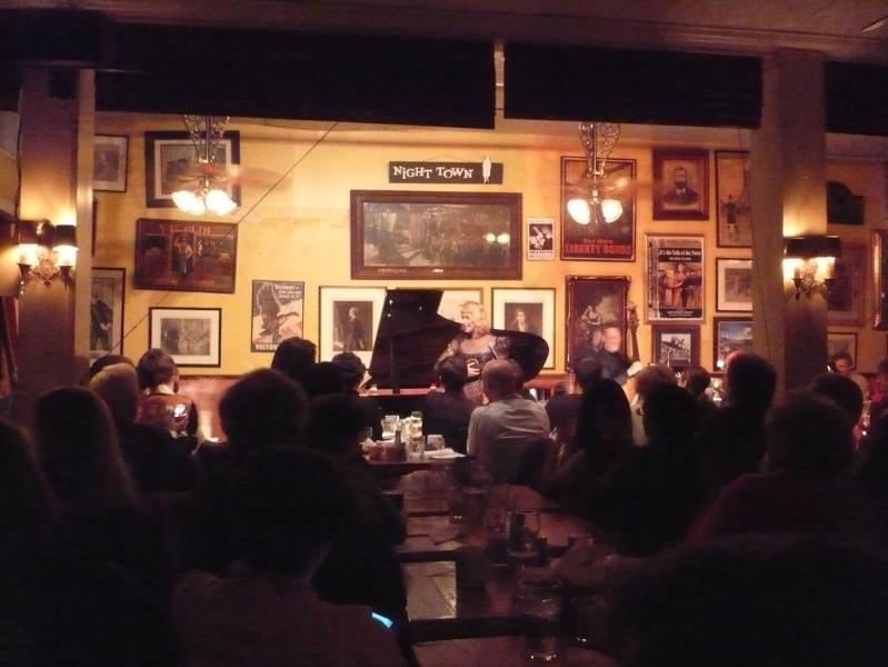 Nellie McKay at Nighttown, 2009