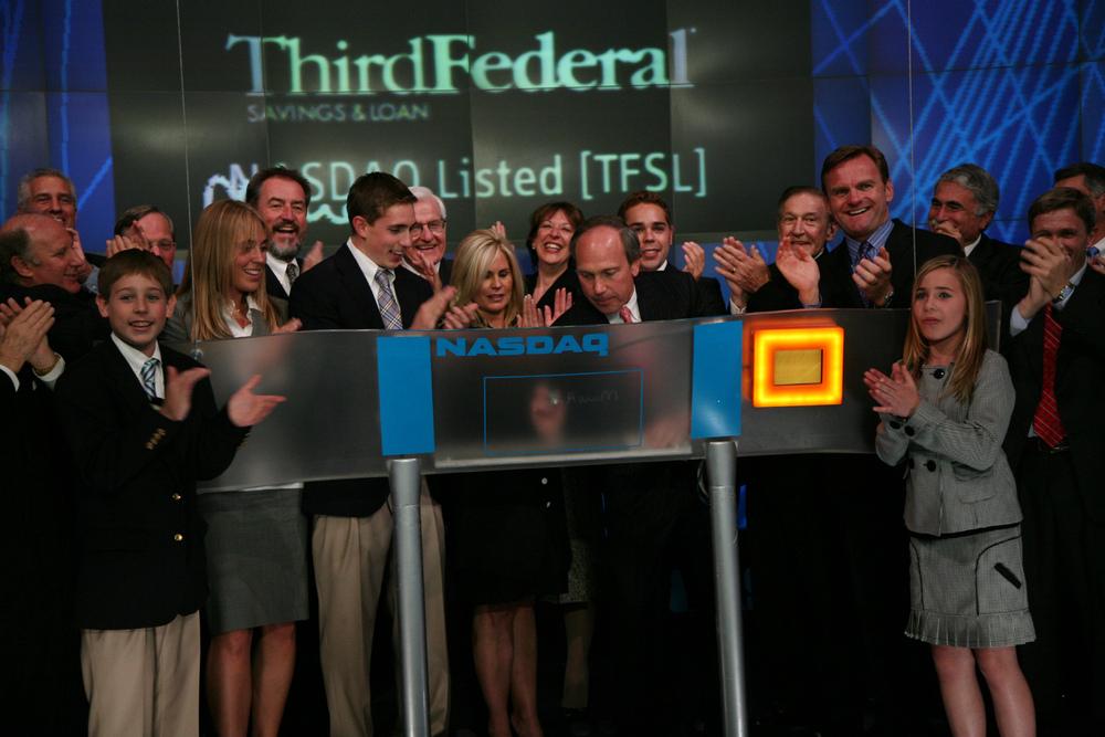 Third Federal goes public