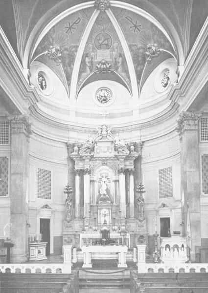 St. Elizabeth of Hungary, Interior