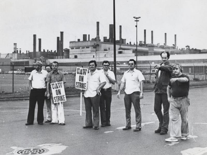 UAW Strike, 1976