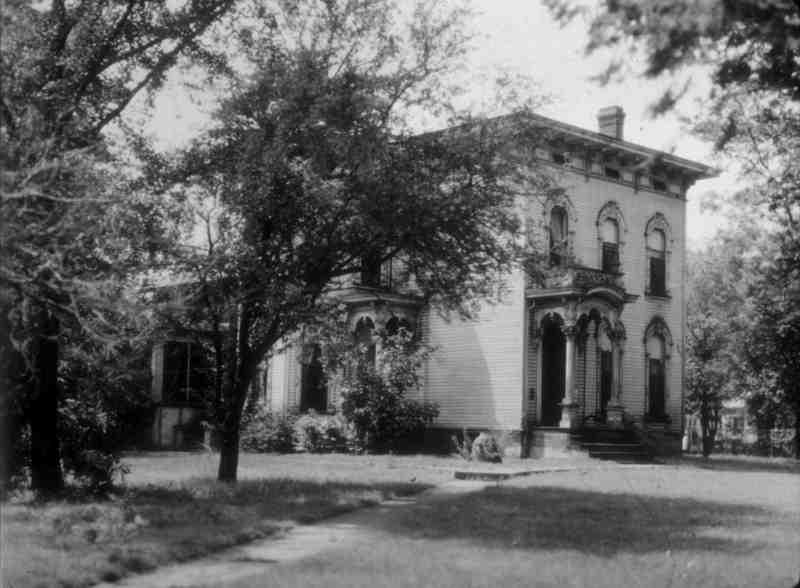 John Hall House