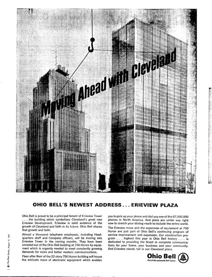 Ohio Bell Ad, 1964