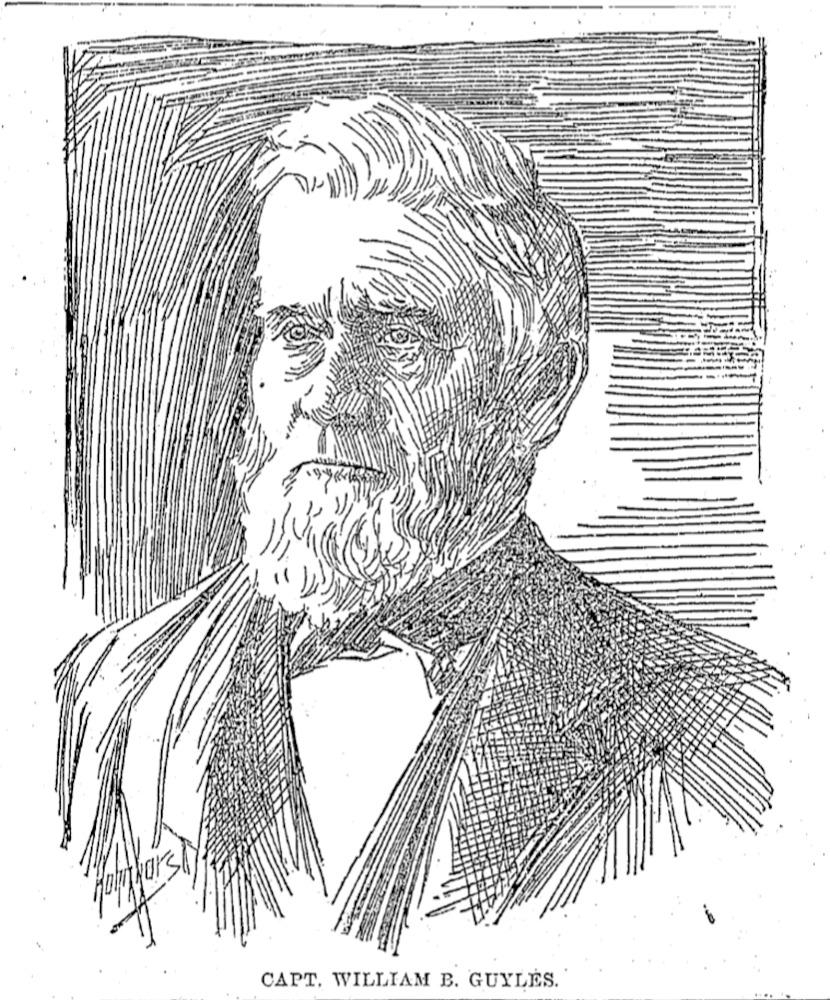 William B. Guyles (1815-1896)